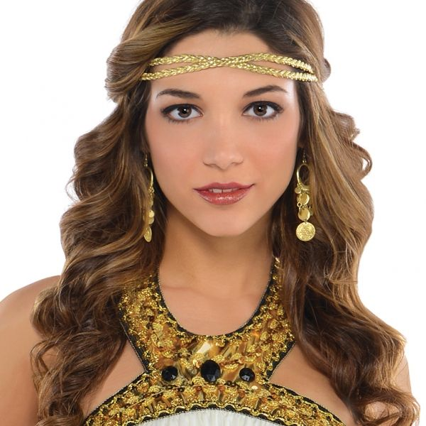 Lady S Divine Goddess Egyptian Roman Greek Plus Size Fancy Dress Costume